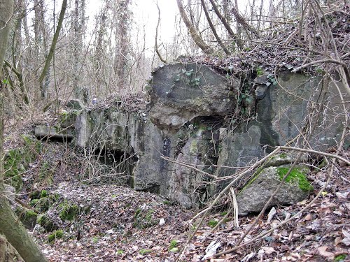 Westwall - Remains German Bunkers
