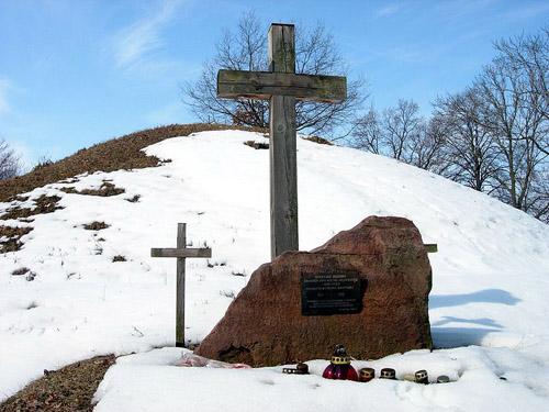Oorlogsbegraafplaats Ucisków