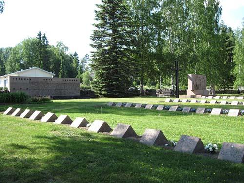 Finnish War Graves Alastaro