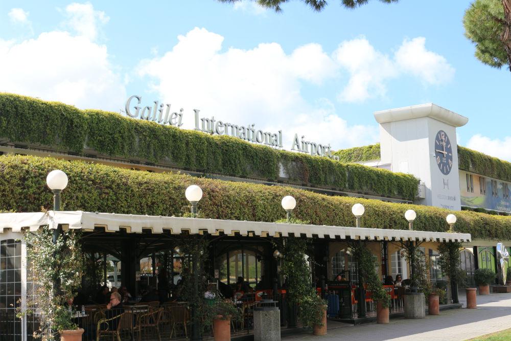 Internationale Luchthaven Pisa