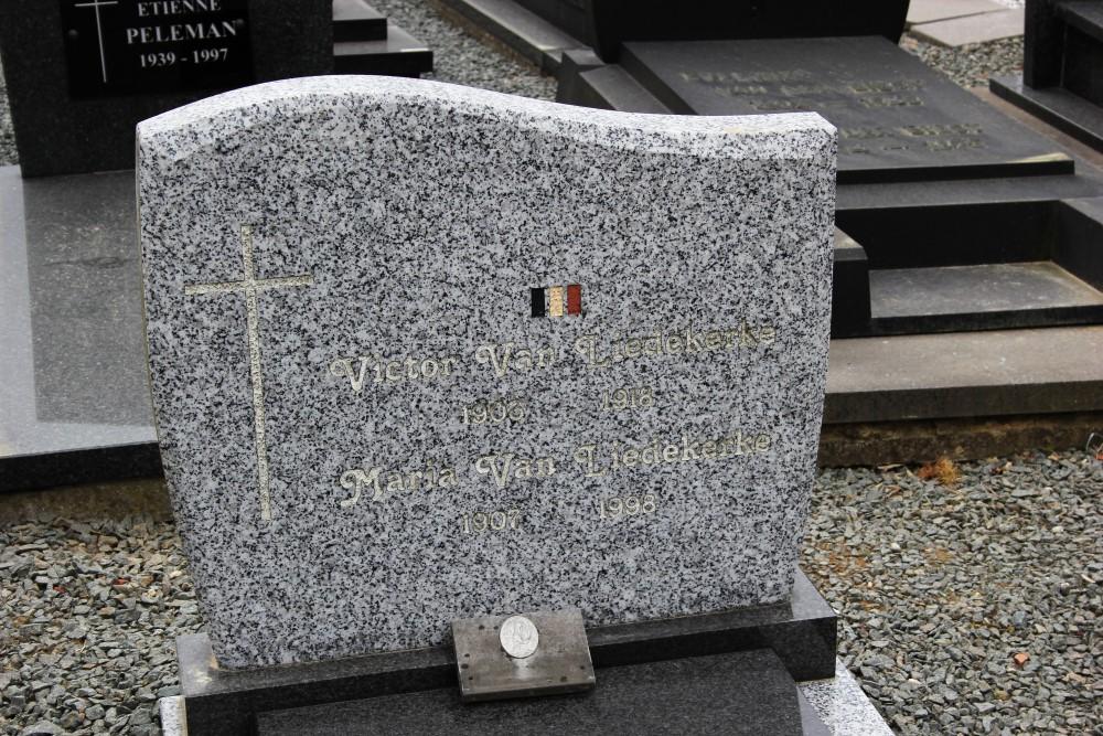 Graven Oudstrijders Woubrechtegem