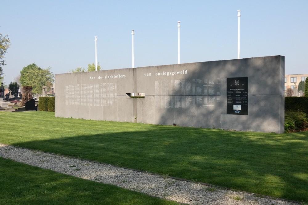 War Memorial Kortrijk