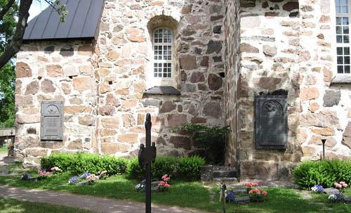 Finnish War Graves Korppoo