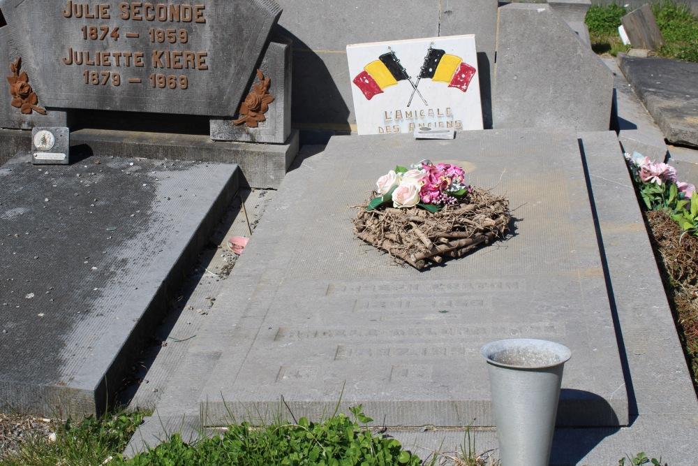 Veteran War Graves Zétrud-Lumay