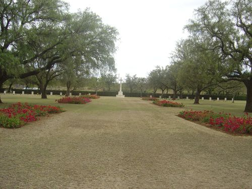 Commonwealth War Cemetery Gilgil