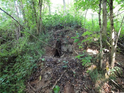 Westwall - Remains Regelbau 105 Bunker Dillingen