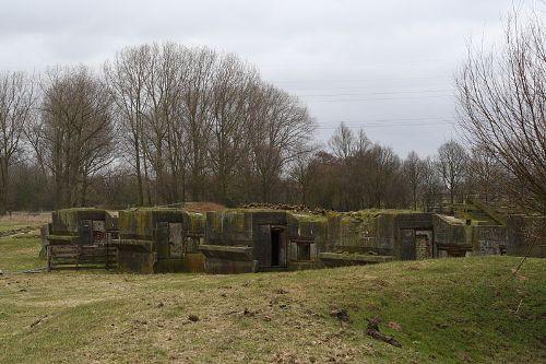 Secundary Battery Fort bij Nigtevecht
