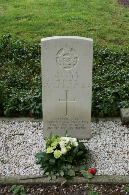 Oorlogsgraven van het Gemenebest Protestants Kerkhof Blijham