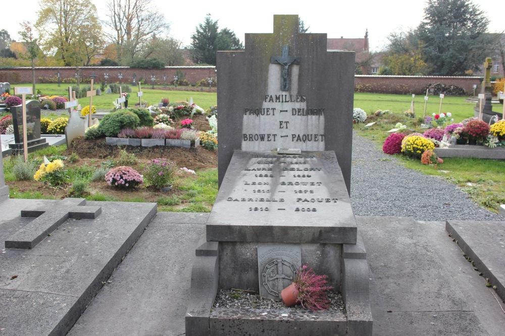 Veteran War Graves Genappe