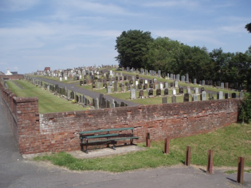 Commonwealth War Graves New Cumnock Old Cemetery