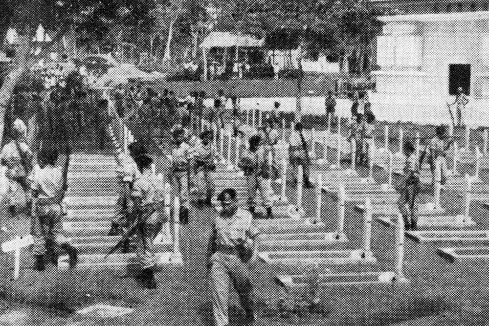 Kalibata Heroes Cemetery