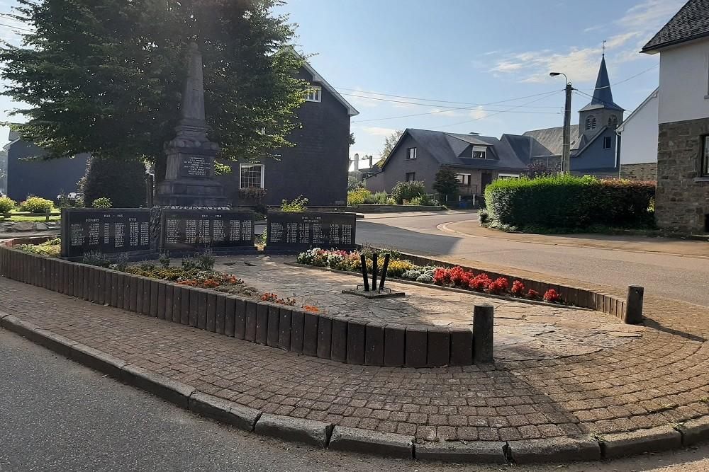 War Memorial Faymonville