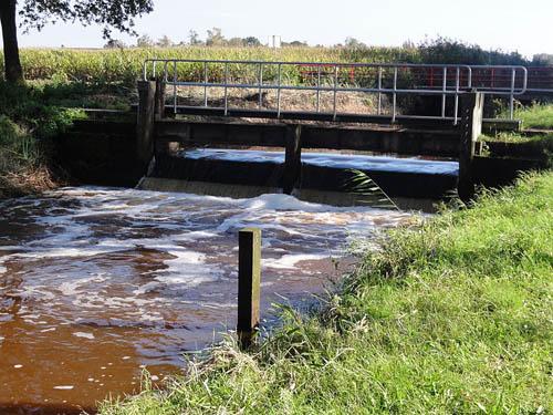 Peel-Raamstelling - Weir Paulweg (Mill)