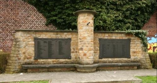 Monument 15e Regiment Artillerie