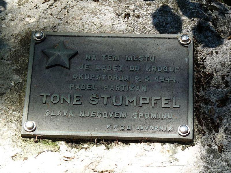 Memorial Tone Štumpfel