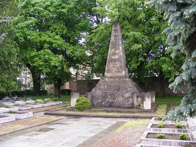 Soviet War Cemetery Krosno