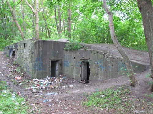Festung Pillau - Duitse Kustbatterij Nr. 7
