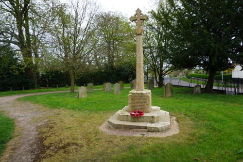 War Memorial Little Downham