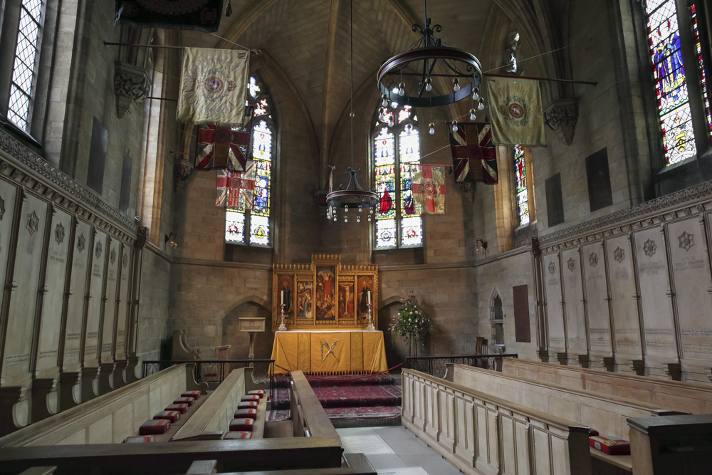 De Kapel van St. Saviour