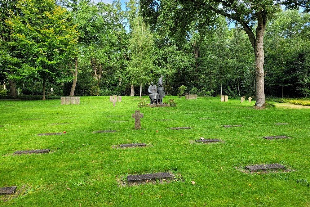 Graves Foreign Victims Osterholzer Friedhof Bremen