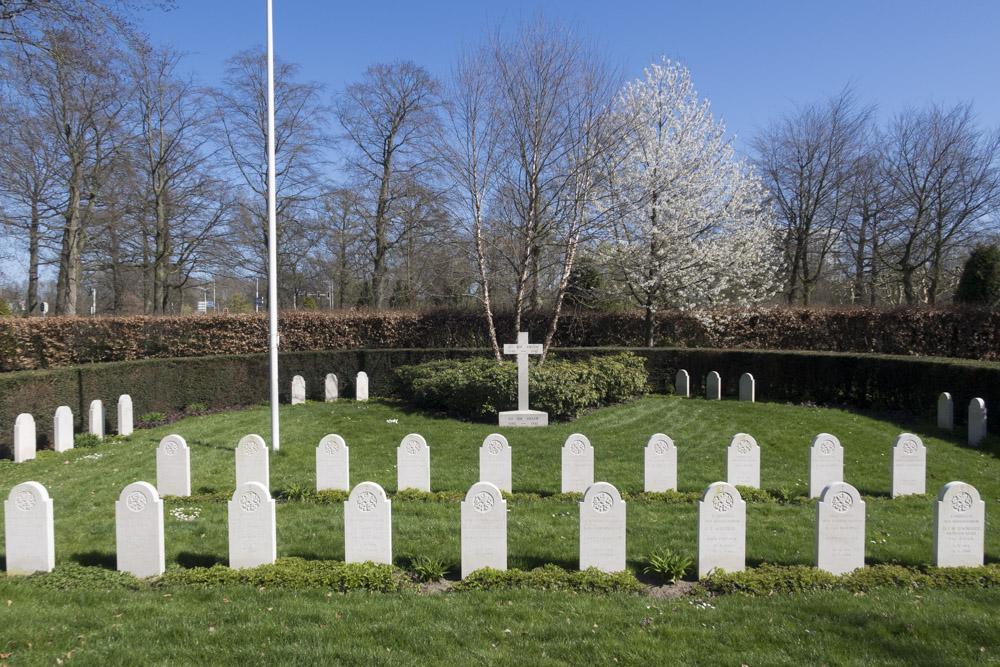 Nederlandse Oorlogsgraven St. Barbara