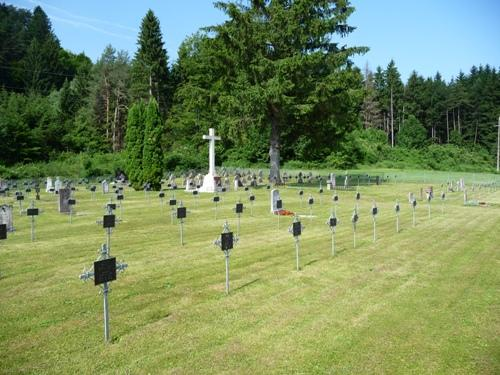 Refugee Cemetery Neu-Feffernitz