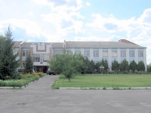 School Museum Galaganivka