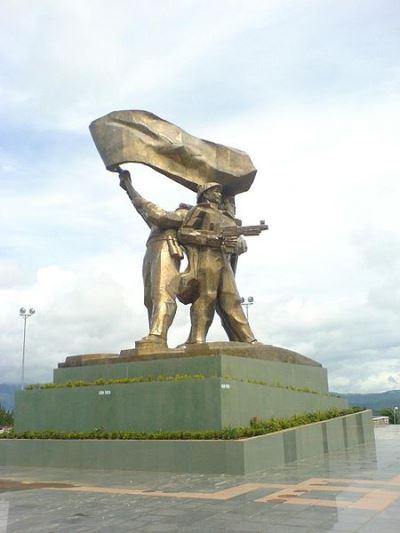 Monument Overwinning Dien Bien Phu