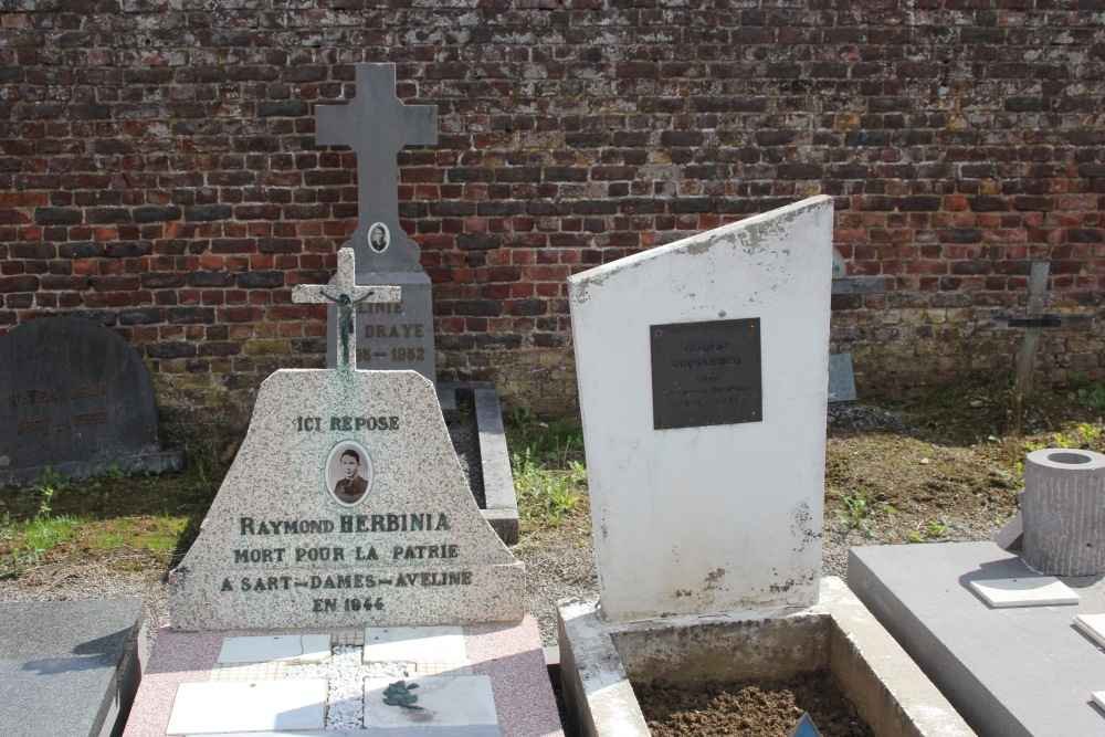 Grave Executed Resistance Fighter Grez