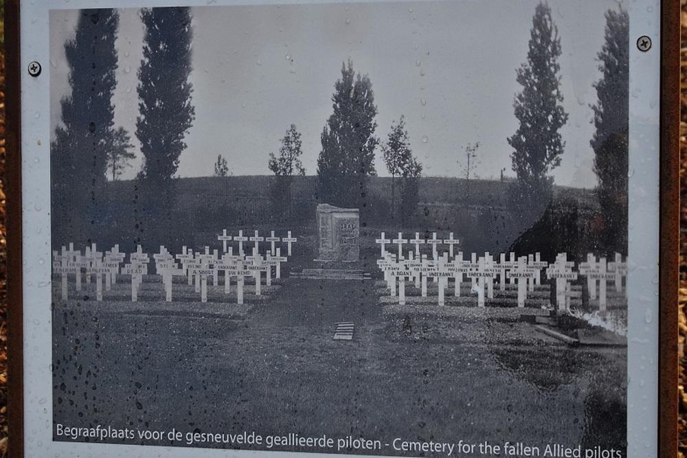 Memorial Former Military Cemetery Fort 3 Borsbeek