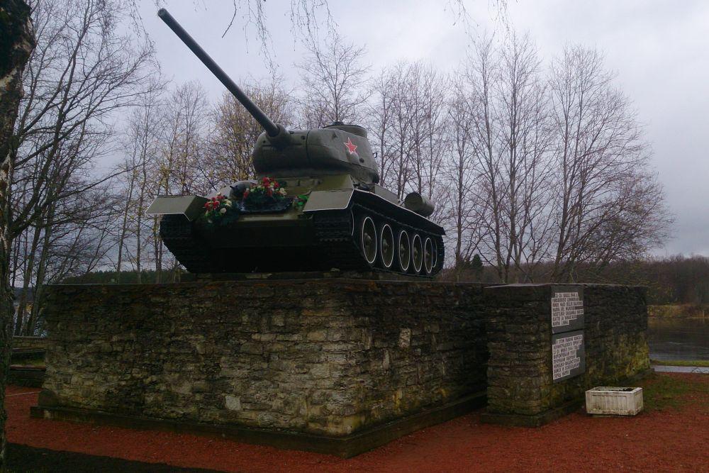 T-34/85 Tank Narva