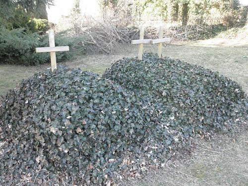 Duitse Oorlogsgraven Gangloffsömmern