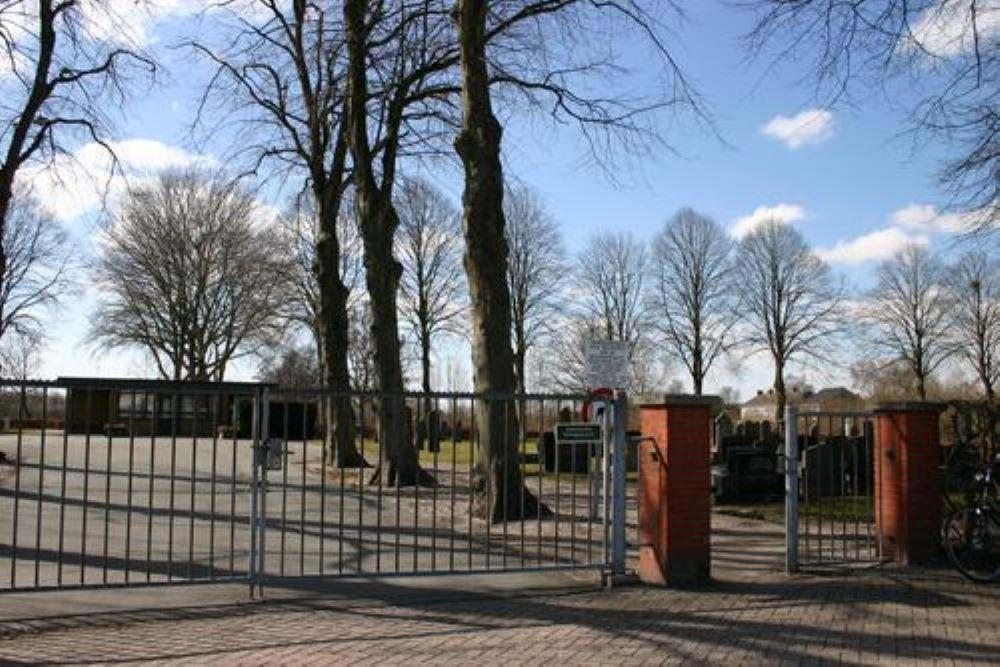 Nederlandse Oorlogsgraven Middelstum