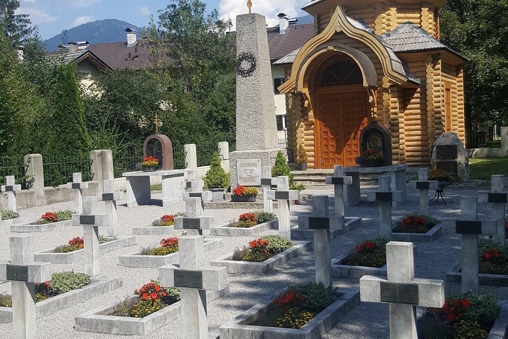 Kozakkenbegraafplaats Lienz