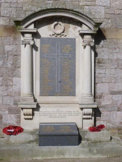 War Memorial Babbacombe