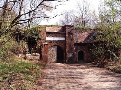 Festung Posen - Fort IVa (Waldersee II) Poznań