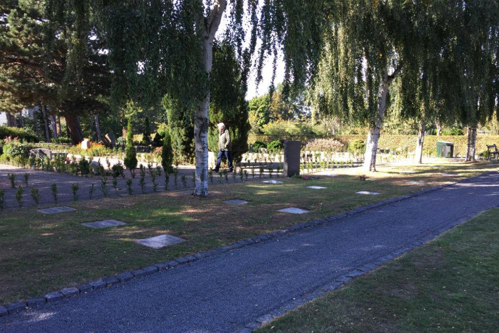 Duitse Oorlogsgraven Rønne