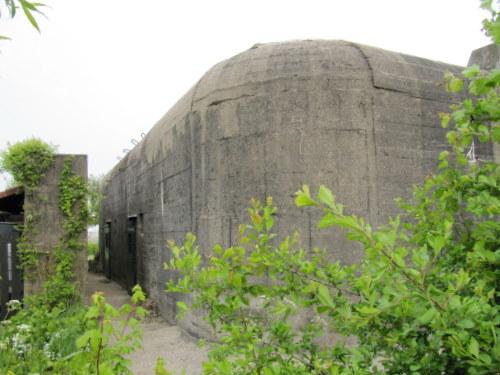 Ringrijden en open bunker in Ritthem