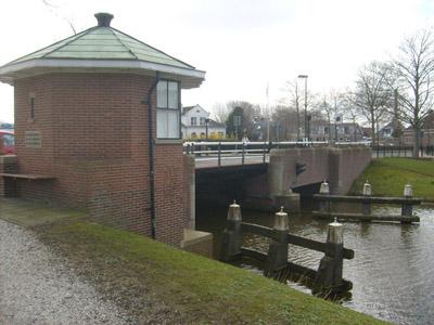 Plaquette Blauwpoortsbrug