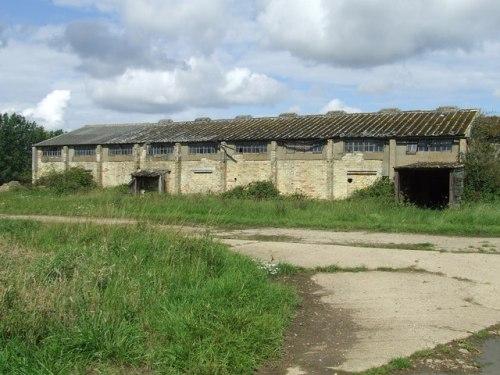 Gebouw RAF Rattlesden