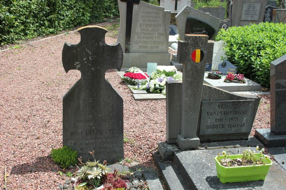 Veteran War Graves Sint-Denijs