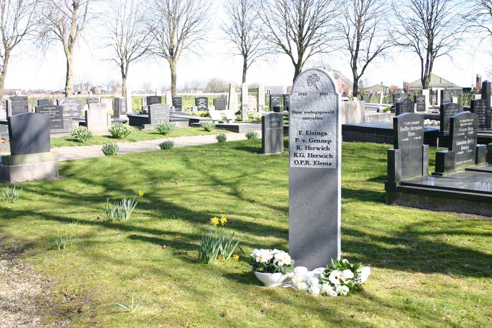 War Memorial Leermens