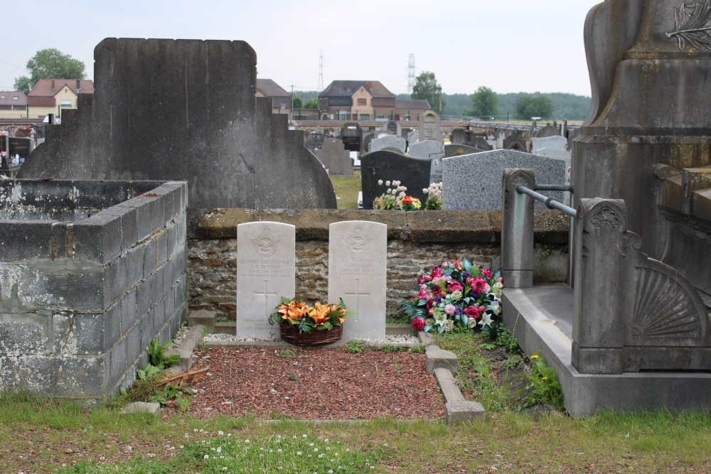 Commonwealth War Graves Harchies