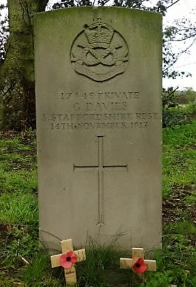 Oorlogsgraven van het Gemenebest Cheslyn Hay Cemetery
