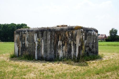 KW-Linie - Bunker P38