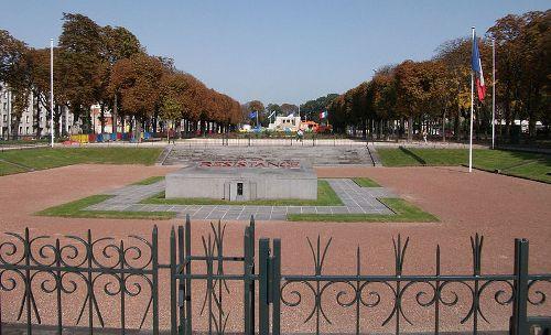 Resistance Memorial Reims