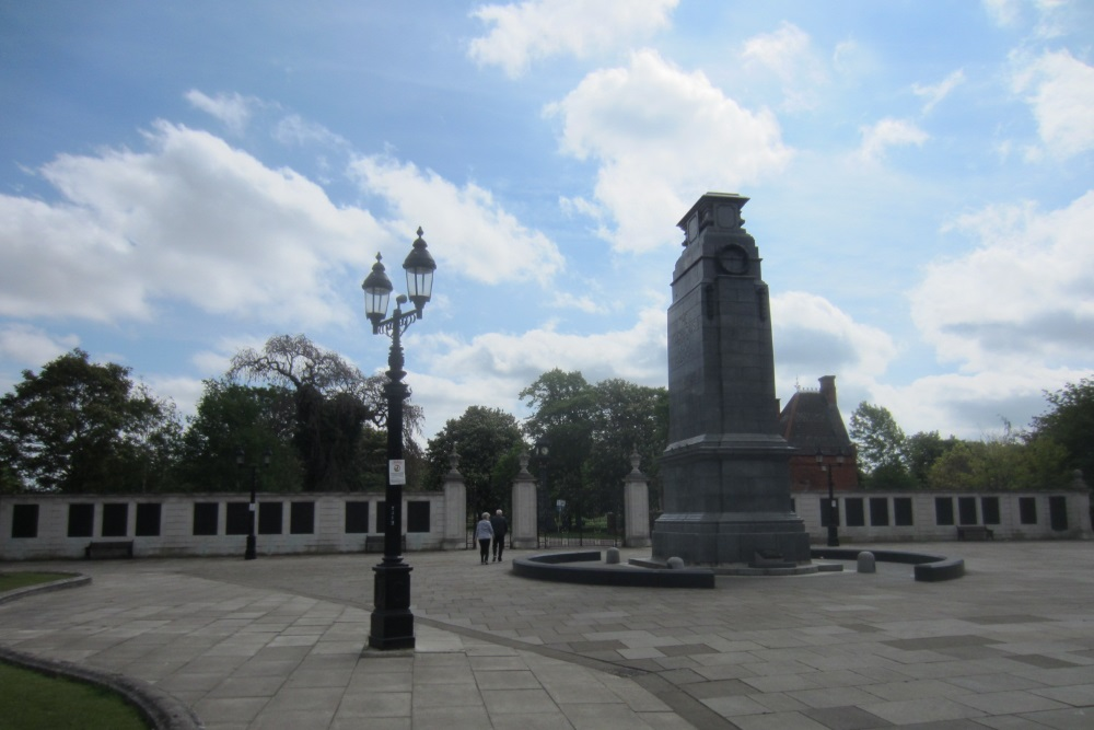 Oorlogsmonument Middlesbrough
