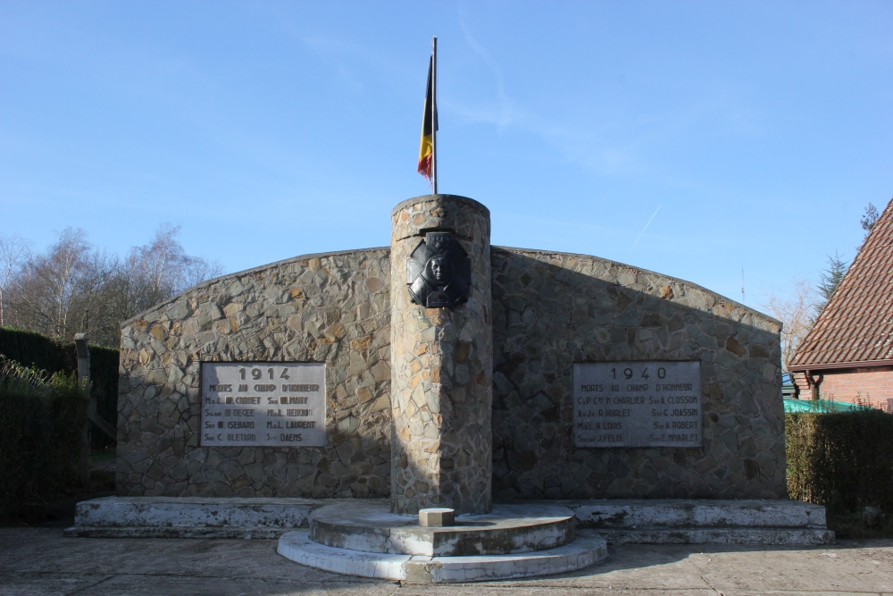 Monument Fort Boncelles