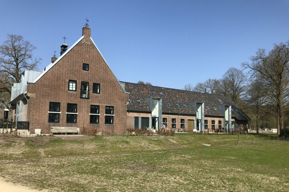 Building Z17 Dining Room and Kitchen Zuidkamp