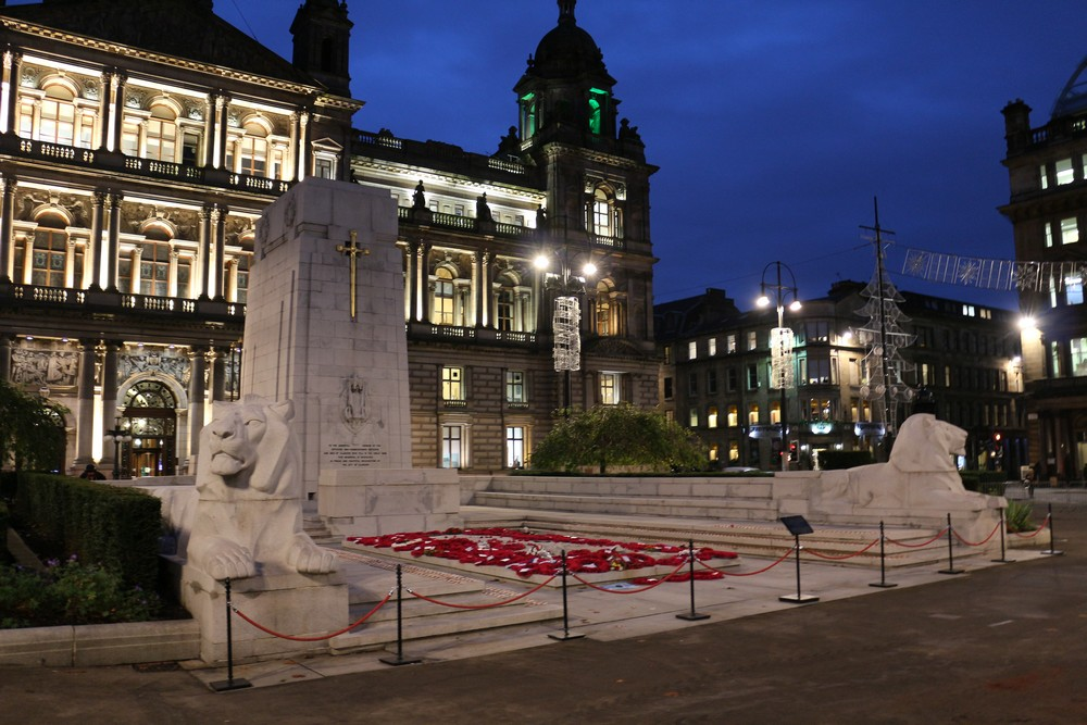 War Memorial Glasgow
